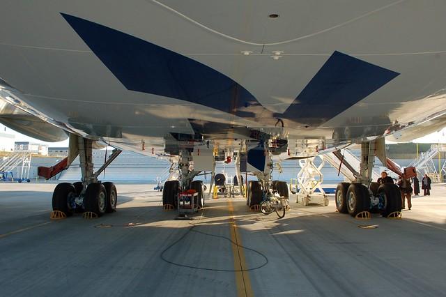 Boeing 747-8F N5017Q RC521
