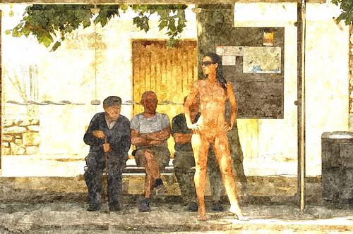 , Tourist is waiting the Ko Ko, startachim blog, startachim blog