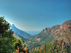 Corsica (gabrielgs) Tags: mountain island photography europa fotografie corsica hdr landschap