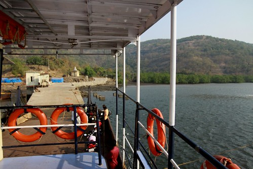 Murud Dapoli Ferry Ride Bagmund to Bankot