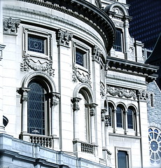boston christian science church detail 2
