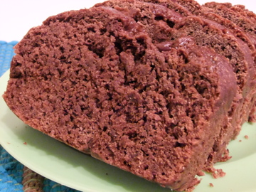 Chocolate Espressso Bread