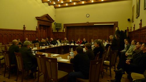 Negocjacje w sprawie Zakrzówka, 12.02.2010