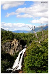 Agua que no has de beber hacela hielo para el fernet! (niqueten) Tags: patagonia photography photo waterfall nikon foto sur fotografia cascada neuquen 7lagos d90 lagofalkner nikond90 niqueten niconaso cascadavullignanco vullignanco