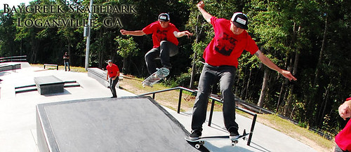 Bay Creek Skatepark, GA