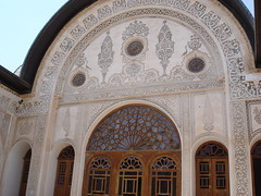 Kashan, Tabatabai House (1) (Prof. Mortel) Tags: iran kashan
