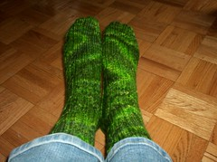 Saviano Socks - Done