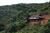 View over Dumpurijo, Arunachal Pradesh (sensaos) Tags: people india rural asia village native traditional north culture tribal east tribe cultural indigenous pradesh arunachal famke noord oost azië stammen daporijo tagin dumporijo sensaos