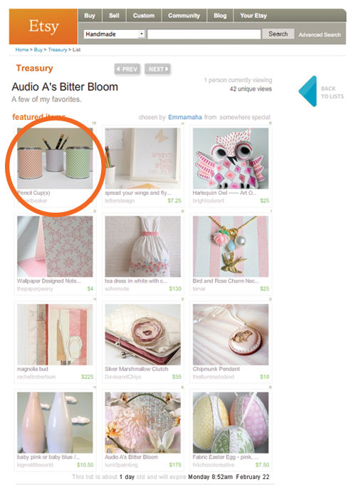 SweetBeakerTreasury