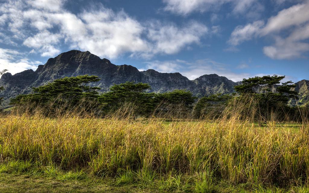 Ha'upu Range Off Kipu Road