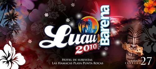 Luau Barena 2010 - Las Hamacas