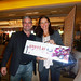 Mimi Rogers receives a Yoostar system at