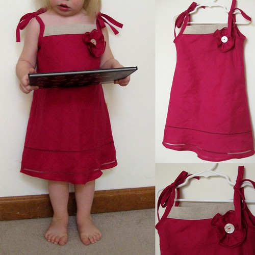 Oliver + S Popover dress