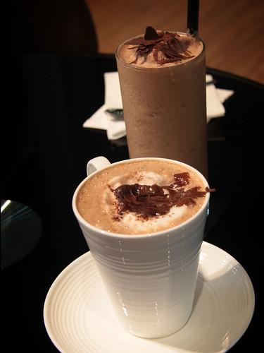 Chocolate Beverages