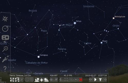 Stellarium 0.10.2-2