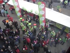 Utrecht: Campaigning for Local Elections (harry_nl) Tags: netherlands utrecht elections campaign campagne cda femke 2010 verkiezingen halsema pvda gemeenteraad groenlinks towncouncil