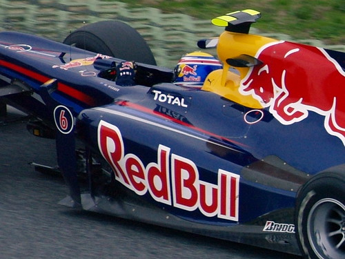 Red Bull Racing F1 - M. Webber