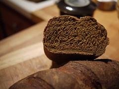 Swedish Rye - Crumb