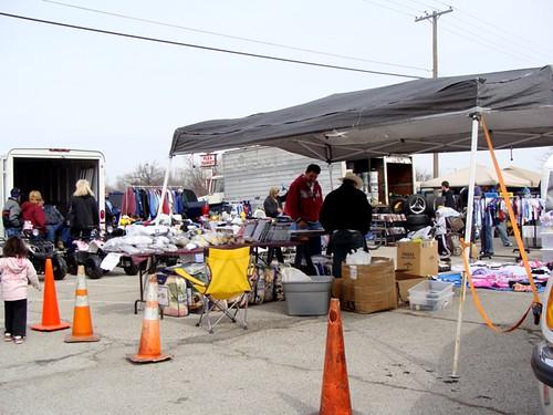 Admiral Flea Market on Route 66