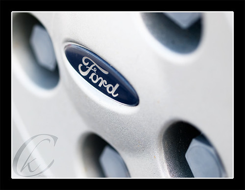Ford Logo Accent Color