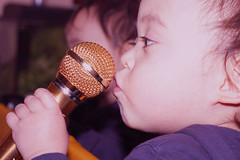 singing bebe Mac :)