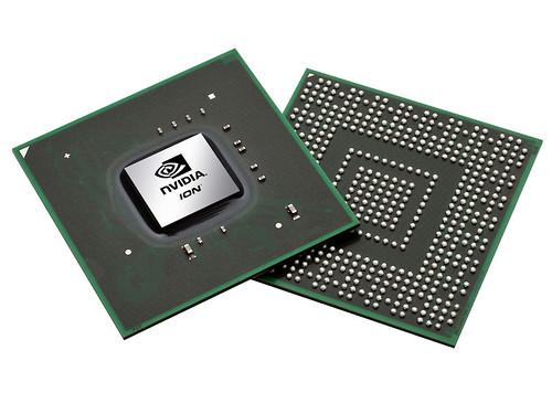 NVIDIA ION2 GPU