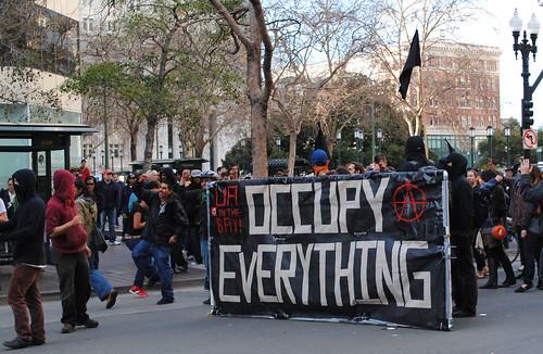 """Occupy Everything"" (Photo: Yung GrassHopper)"