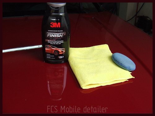 Nissan 100NX - 3M Car Care Test-29