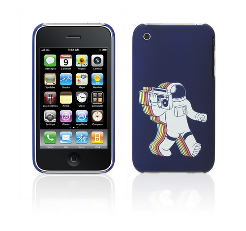 Funkalicious Threadless iPhone 3G case