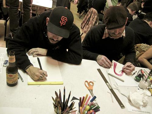 Andrew Huerta And Kyle Ranson