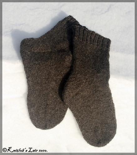 finnsheep socks
