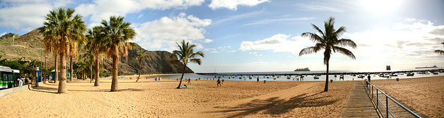 San Andres Beach, Tenerife