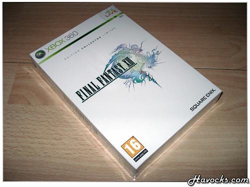 Final Fantasy XIII - Edition Collector - 01