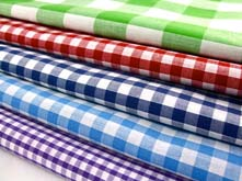 Cloth Store: Gingham Fabric