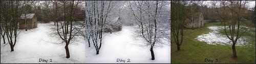 Winter in Eisenach 2007