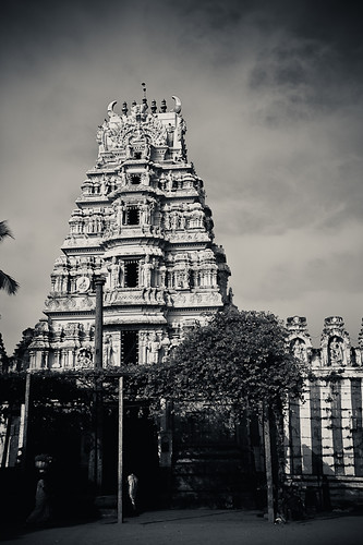 Gopura - Chitra Aiyer Photography