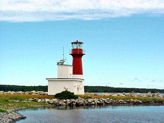 Pubnico Harbour Lighthouse - 1854