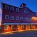 Red Mill Inn at Sunset