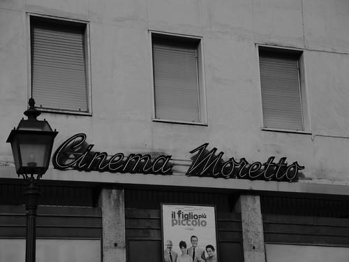 Brescia - Cinema Moretto