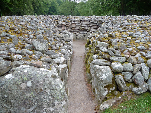Passage Tomb at Clava