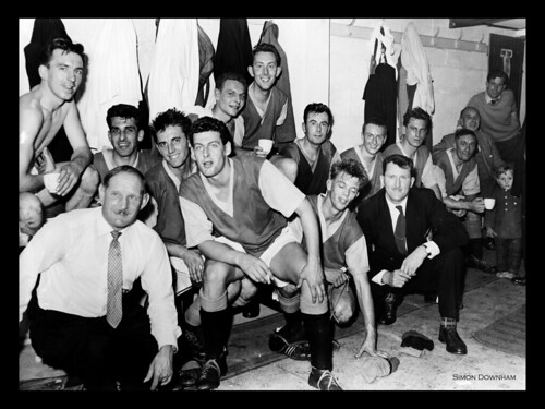 Basingstoke Town Football Club (Early 1960's)