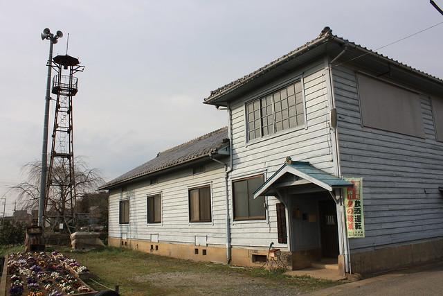 下野本の火の見櫓(東松山市)