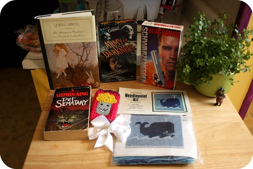 blog giveaway!