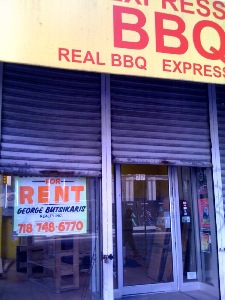 Express BBQ Closed