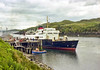 Hebrides at Tarbert (geoffspages) Tags: geotagged harris hebrides tarbert macbrayne mvhebrides uigtarbertlochmaddy geo:lat=57896897 geo:lon=6798906