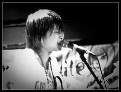 JinnyOops! - Mitsuyo (RW Sinclair) Tags: newyorkcity music newyork cute girl japan japanese punk band olympus indie osaka oops boweryballroom jinny 2010 ep1 ishibashi mitsuyo allgirl japannite jinnyoops