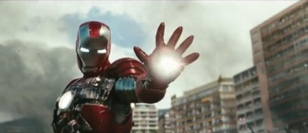 Iron Man 2 Iron Man Silver Centurion Armor Movie Version