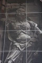 金剛力士像の吽形 Kongōrikishi