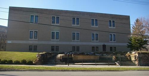 Marine Hospital, Cleveland