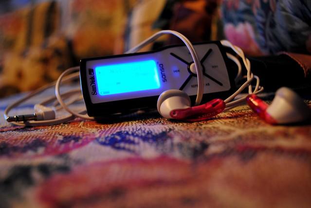 Lost my iPod.